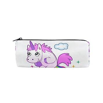 Smiling Unicorn Pooping - Estuche para lápices, diseño de ...