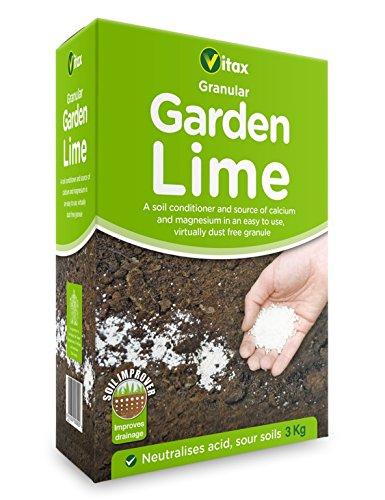 Vitax Granular Jardín Lime 3kg