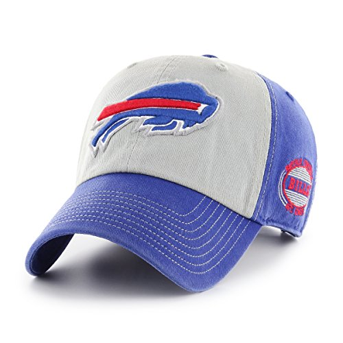 NFL Buffalo Bills Tuscon OTS Challenger Adjustable Hat, Royal, One Size