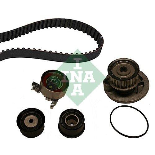 INA 530 0049 30 Bomba de agua + kit correa distribución: Amazon.es: Coche y moto
