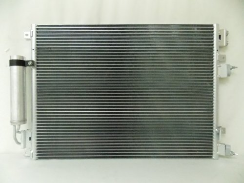 Chrysler A/c Condenser (AC A/C CONDENSER FOR CHRY DODGE FITS 300 CHARGER MAGNUM 2.7 3.5 5.7 6.1 3237)