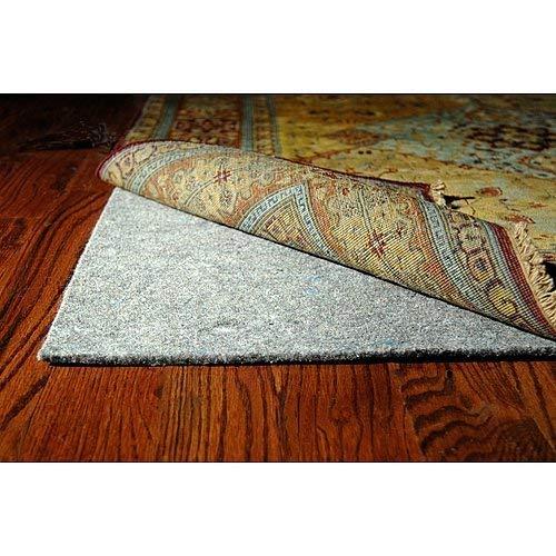 Safavieh PAD130-3 Durable Hard Surface and Carpet Non-Slip Rug Pad,  3-Feet by  5-Feet by Safavieh