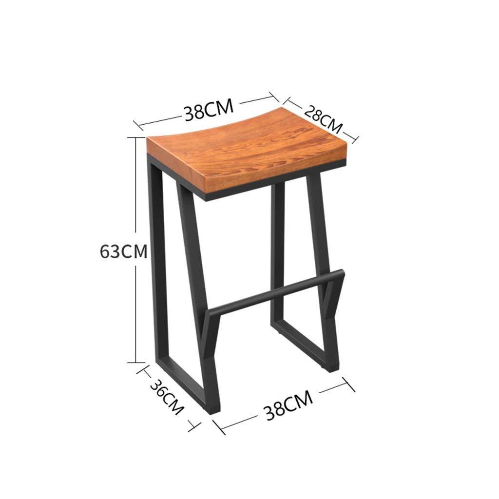 363863cm JZX Seat, Bar Chair, Liftable and redatable Reception Bar Stool, European Sponge Cushion Bar Stool, Cash Register Chair