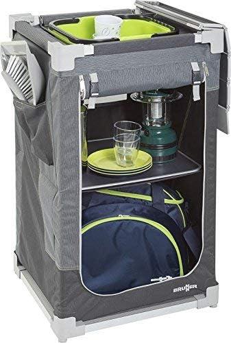 Brunner Küchenschrank JumBox ST 3G Grau