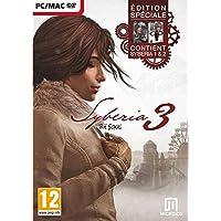 Syberia 3 édition Day One (Syberia 1+ Syberia 2+ Syberia 3)