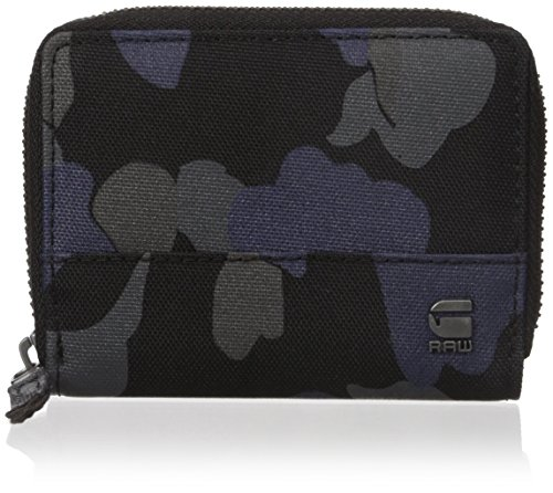 G-star Raw Accessories (G-Star Raw Men's Daber Wallet Camo, Night Ao, One Size)