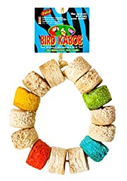 BIRD KABOB Bird Toy, Feliz