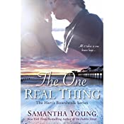 The One Real Thing: Hart's Boardwalk, Book 1 | Samantha Young