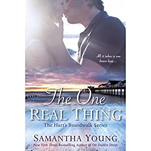 The One Real Thing Audiobook