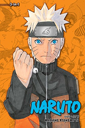 Naruto (3-in-1 Edition), Vol. 16: Includes Vols. 46, 47 & 48 (16) ()