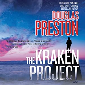 The Kraken Project Hörbuch