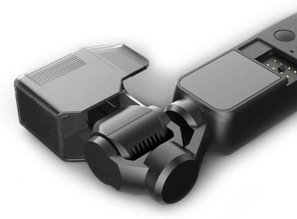 Hooshion PGYTECH Gimbal Protector Portable Lens Protect Cover Cap Lens Hood for DJI OSMO Pocket
