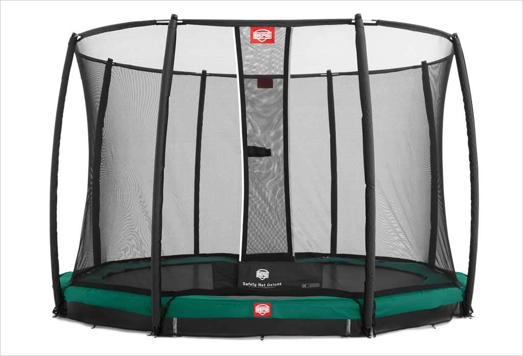 soporte minorista mayorista verde verde verde 270 9ft BERG InGround Champion + rojo de Seguridad Deluxe  60% de descuento