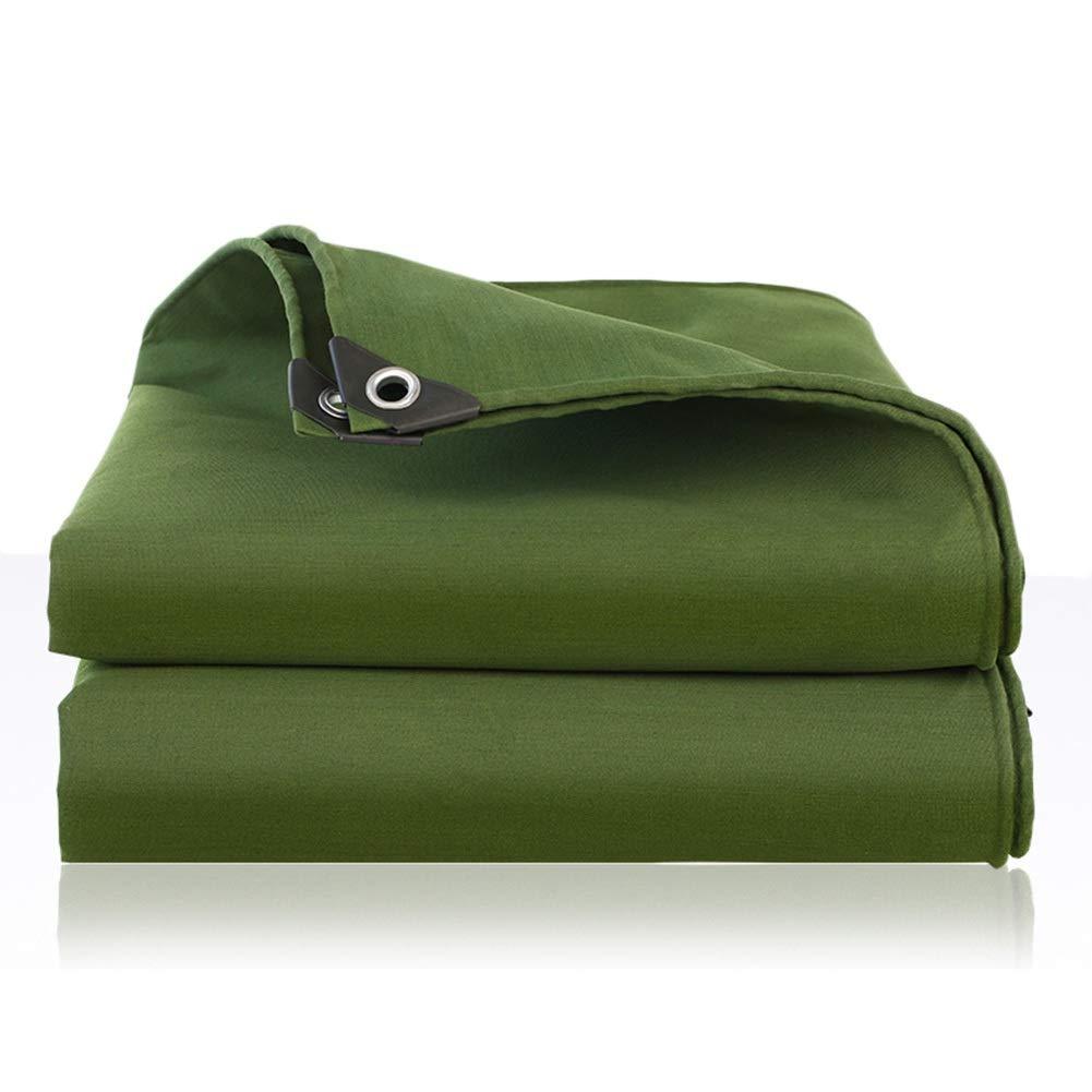 LIXIONG オーニング屋外の 日焼け止め 流した布 シェード 防寒 防塵 引裂抵抗、 16サイズ (色 : 緑, サイズ さいず : 4.8x5.8m) 4.8x5.8m 緑 B07Q8XDQWP