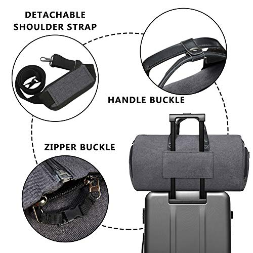 Convertible Garment Bag with Shoulder Strap 1d4ff328f2918