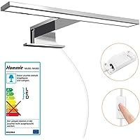 Apliques Espejo Baño LED Impermeable IP44, Hommie 30cm