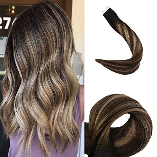Full Shine Tape In Hair Extensions 16