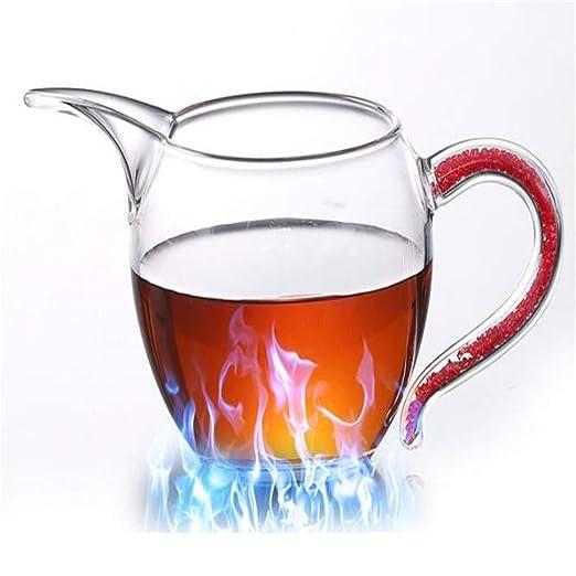 LARRY SHELL Tazas de té Vidrio Claro Taza de café nsulated ...