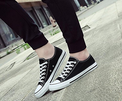 Lovers Rounded Toe Shoes Shoes Lovers Shoes Canvas Flat Exing 42 Lace Summer Academy Shoes Size up Color Shoes B New Canvas Womens's TwXvWnWaZq