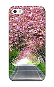 Best MarvinDGarcia Case For Iphone 5/5s With Nice Landscape Road Appearance