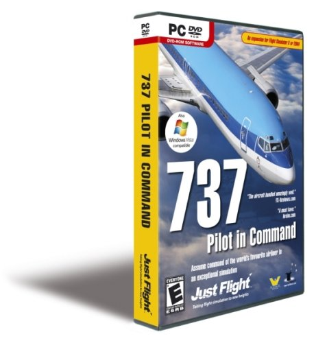 Amazon com: 737 Pilot In Command: Expansion for MS Flight Simulator