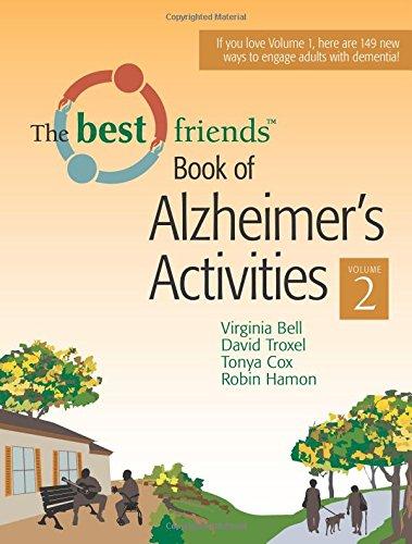 The Best Friends Book of Alzheimer's Activities, Volume Two