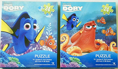 Finding Dory Puzzle Piece Jigsaw