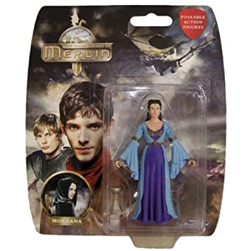 Adventures of Merlin Action Figure - Morgana