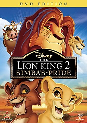 The Lion King II: Simba's Pride (The Lion King Dvd Spanish)