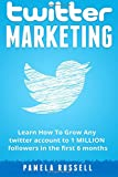 Twitter Marketing: How to grow any Twitter account to 1 MILLION FOLLOWERS in the first 6 months. (Social Media, Social Media Marketing, Online Business)