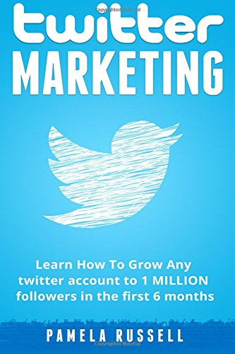 Twitter Marketing  How To Grow Any Twitter Account To 1 Million Followers In The First 6 Months   Social Media  Social Media Marketing  Online Business