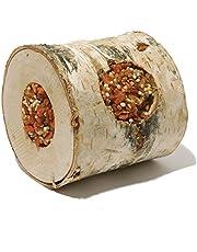 Rosewood Boredom Breaker Natural Treat Nibble Woodroll Carrot