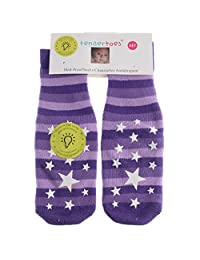 Tender Toes Baby & Toddler's Cute Fun Colorful Glow In The Dark Socks