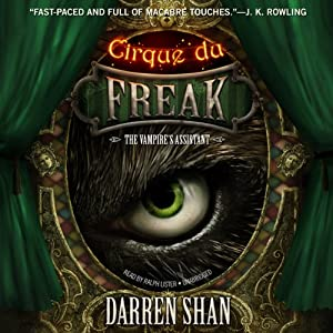 Cirque du Freak: The Vampire's Assistant Audiobook
