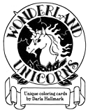 Wonderland Unicorns, Darla Hallmark, 0979520614