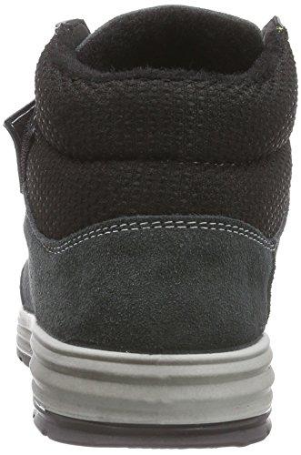 Ricosta Beyon - zapatillas deportivas altas de piel niños gris - Grau (grigio 486)