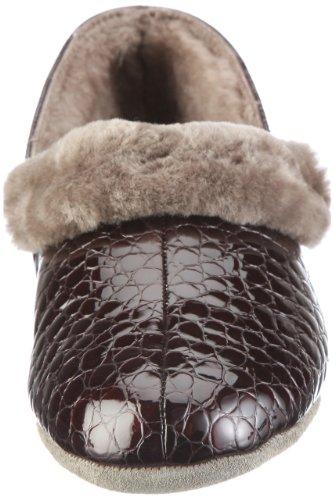 Foderate Donne Pantofole Cosy glattleder 412097 Bordo Fortuna Caldi brigitte Rosso nTxTCqUSv