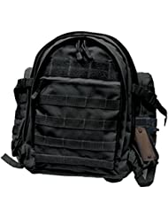 Black Tactical Backpack Roma 6010