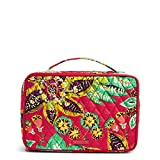 Vera Bradley Large Blush & Brush Makeup Case, Rumba