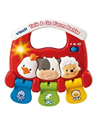 VTech Baby Talk and Go Farm Rattle BOBEBE Online Baby Store From New York to Miami and Los Angeles