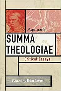 anthony kenny aquinas a collection of critical essays
