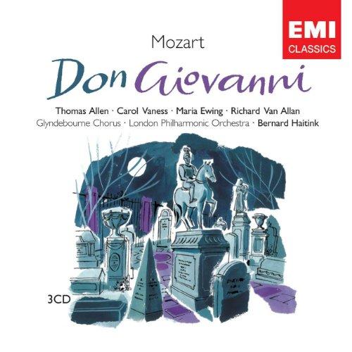 Don Giovanni K527, Atto Secondo, Scena Terza: Duetto: O Statua Gentilissima (Leporello/Don Giovanni)
