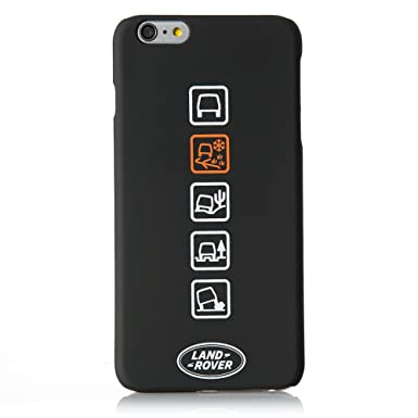 official photos 5d898 59068 Genuine Land Rover iPhone 7 Black Icon Case
