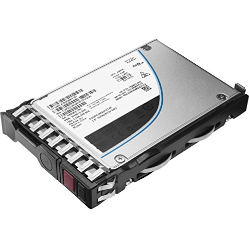 HP Office Mixed Use-2 Solid State Drive - Hot-Swap Serial_Interface 2.5'', Black 804625-B21 by HP