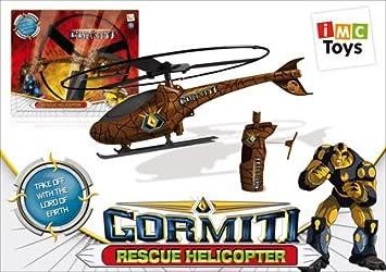 IMC Toys - Gormiti. Helicoptero de Rescate: Amazon.es: Juguetes y juegos