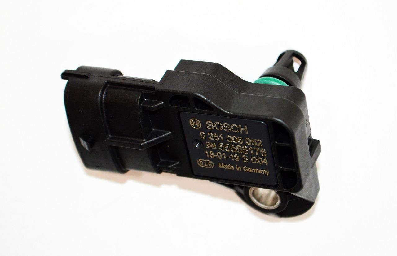 originale LSC 55568176 MAP Sensore di pressione del collettore di aspirazione
