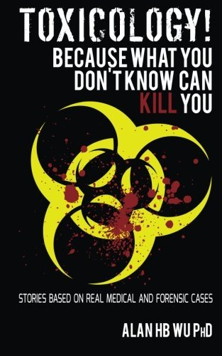 By Dr. Alan H.B. Wu Toxicology! Because What You Don't Know Can Kill You (1st First Edition) [Paperback]
