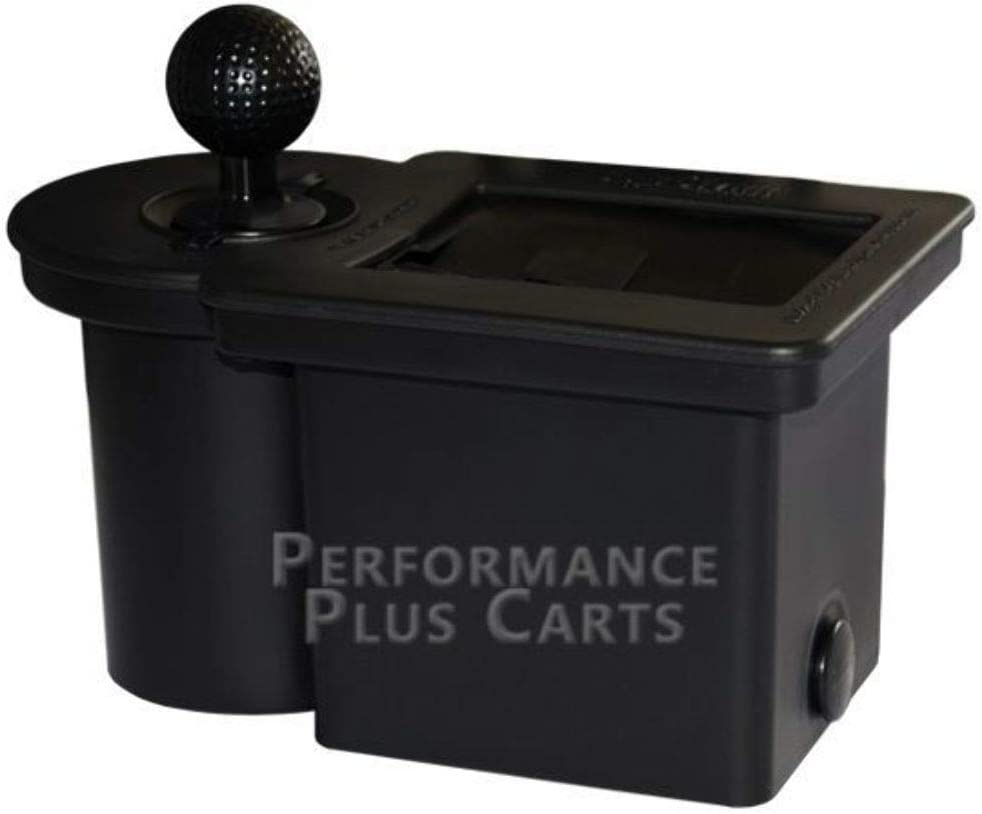 Amazon Com Stenten Golf Cart Accessories Gc204c Club And Ball Washer Blk With Precedent Bracket Sports Outdoors
