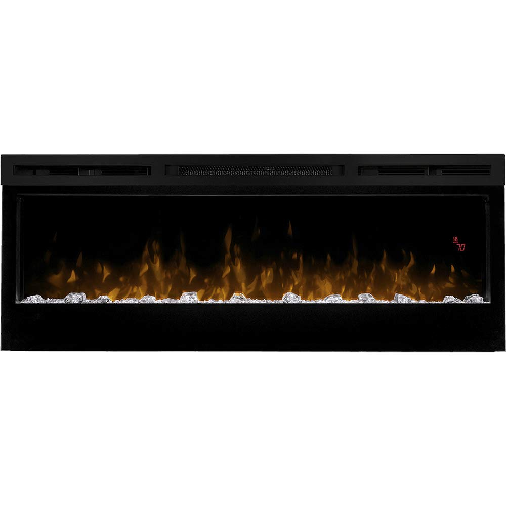 Outstanding Dimplex Prism 50 Inch Wall Mount Linear Electric Fireplace Blf5051 Interior Design Ideas Clesiryabchikinfo