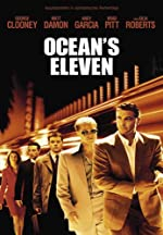 Filmcover Ocean's Eleven